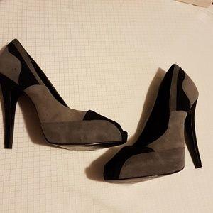 New Nine West High Heels